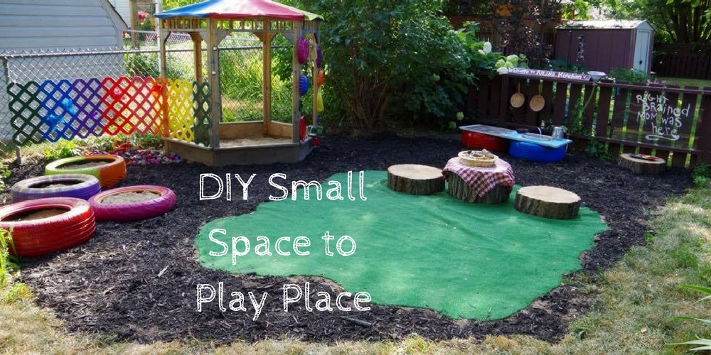 Kids Outdoor Play Place