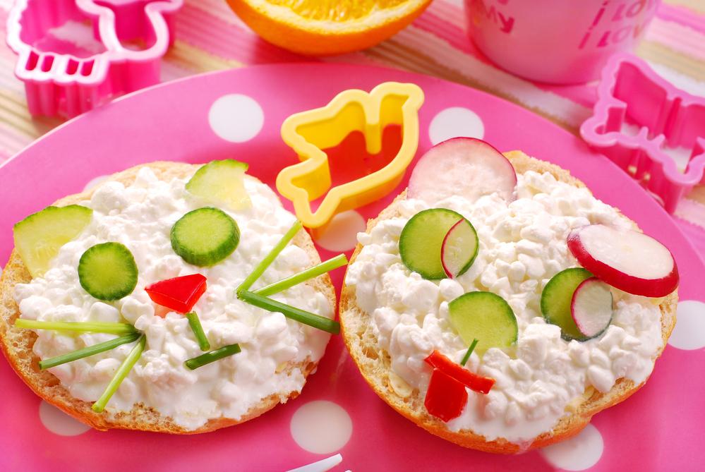 kids sandwich