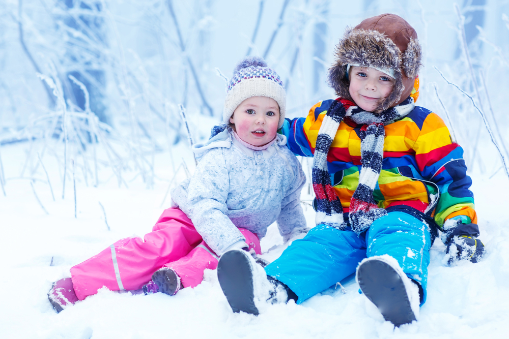 Surviving Winter with the kids