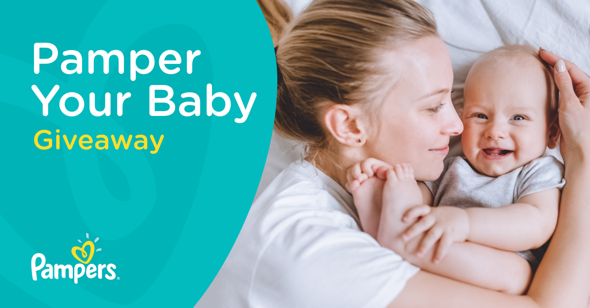 Pamper Your Baby Giveaway