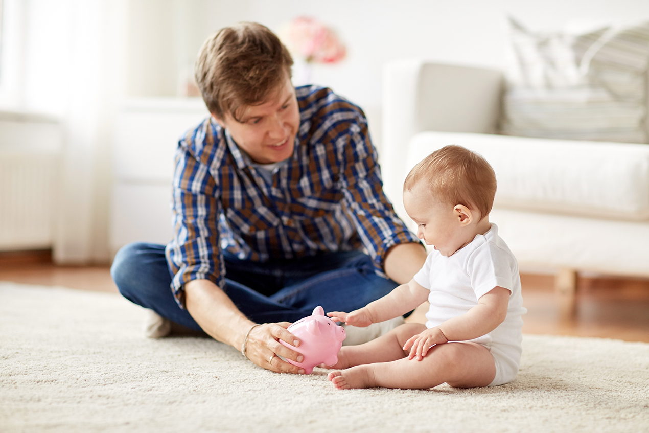 Money Milestones that Can Help Grow Your Child's Savings